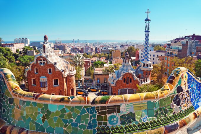 barcelona Parco Guell