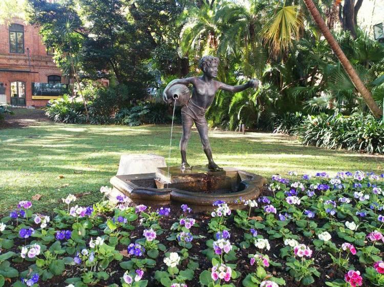 jardin botanico buenos aires