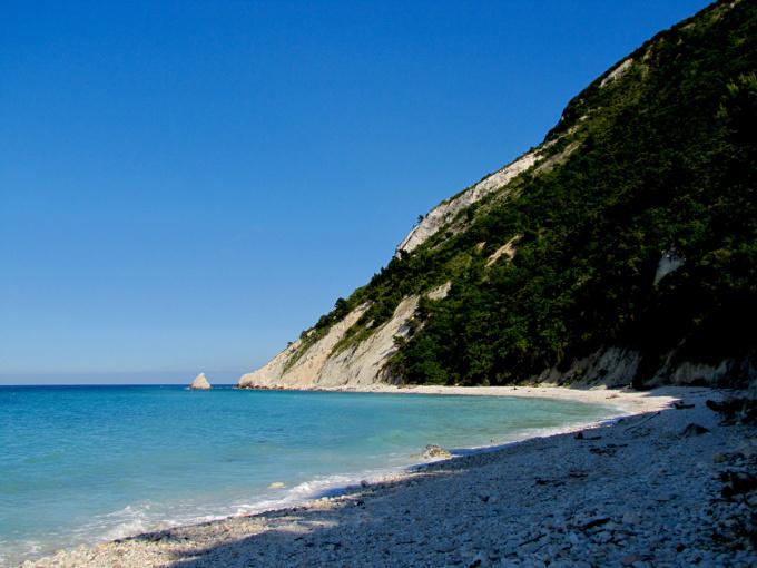 spiagge del monte conero