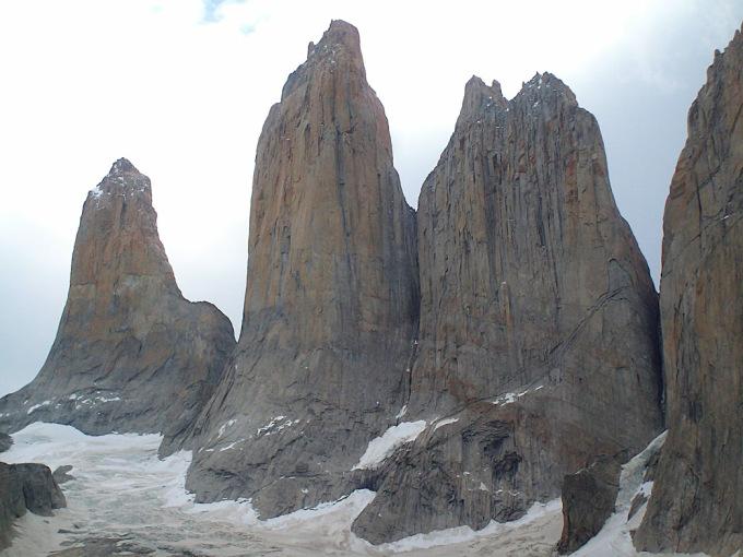 los tres cuernos torres del paine