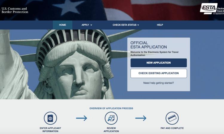 esta US Custom and Border Protection