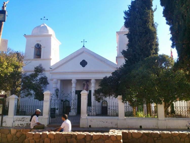 chiesa di humahuaca provincia di jujuy