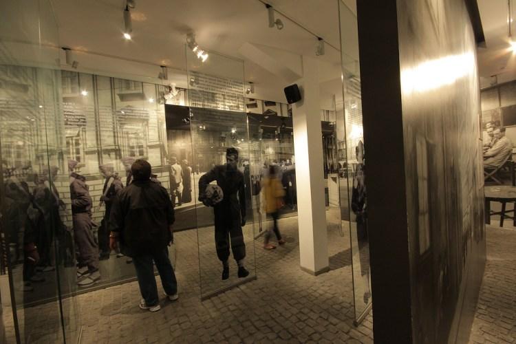 spazi espositivi della fabrica museo di oskar schindler
