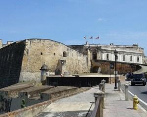castello di san cristobal a puerto rico