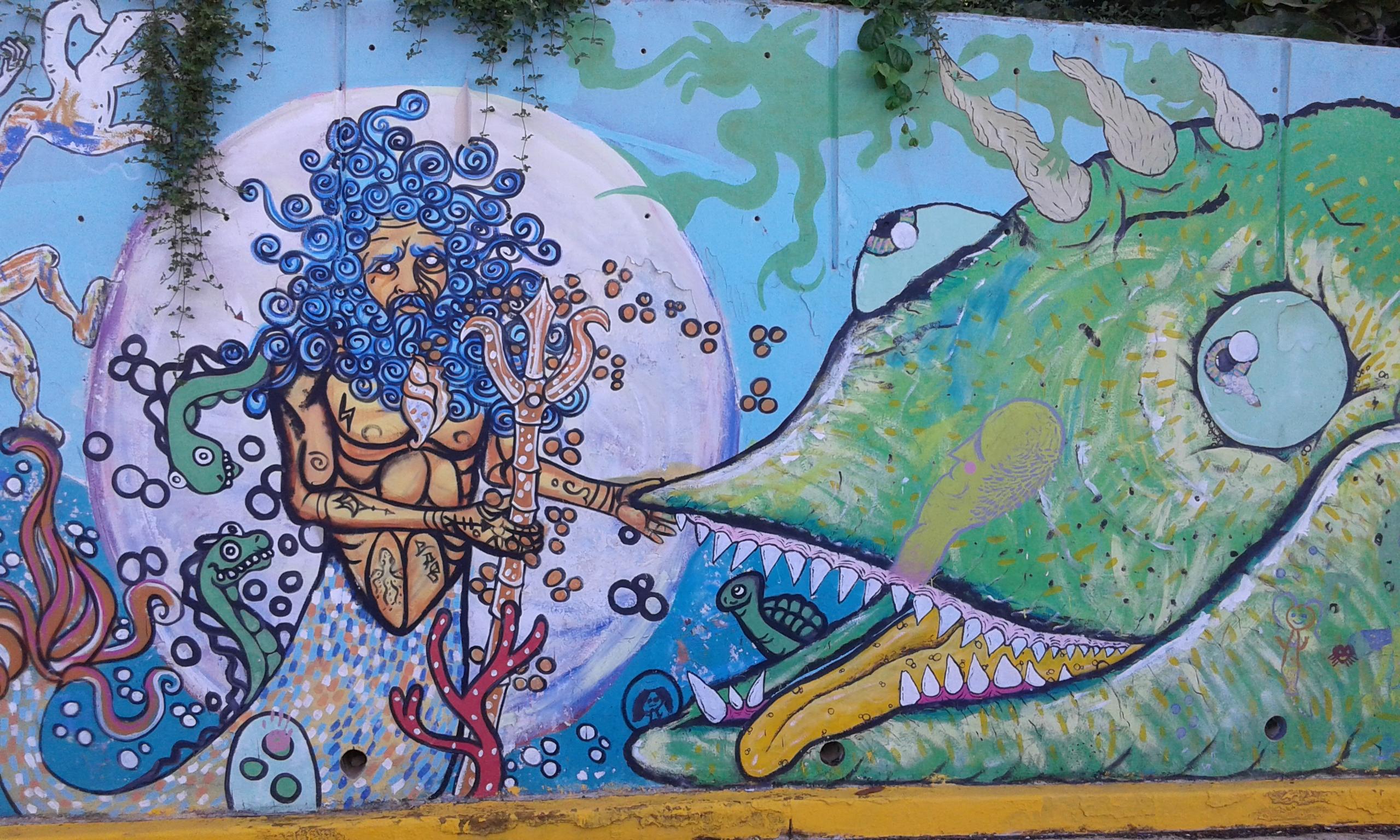 murales de la perla san juan de puerto rico