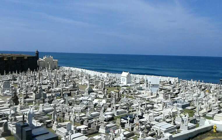 vecchio cimitero di santa maria magdalena san juan de puerto rico