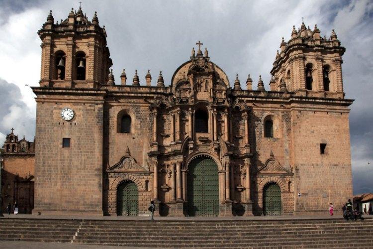 la cattedrale di cuzco