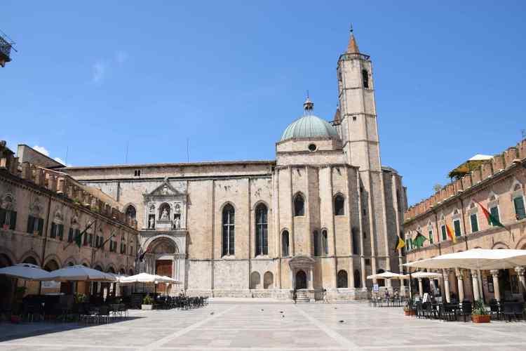 chiesa di san francesco ascoli piceno