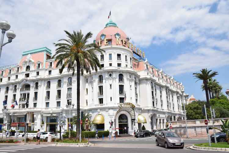 week-end a nizza all'hotel le negresco