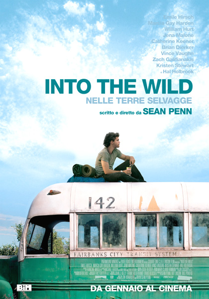locandina film into the wild