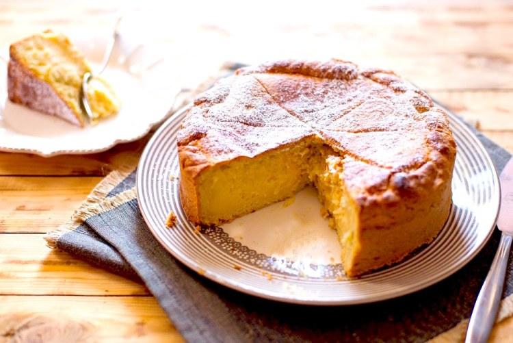 la squisita torta di pasticciotto