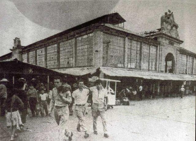 Il Mercado 16 de Septiembre oggi Cosmovitral
