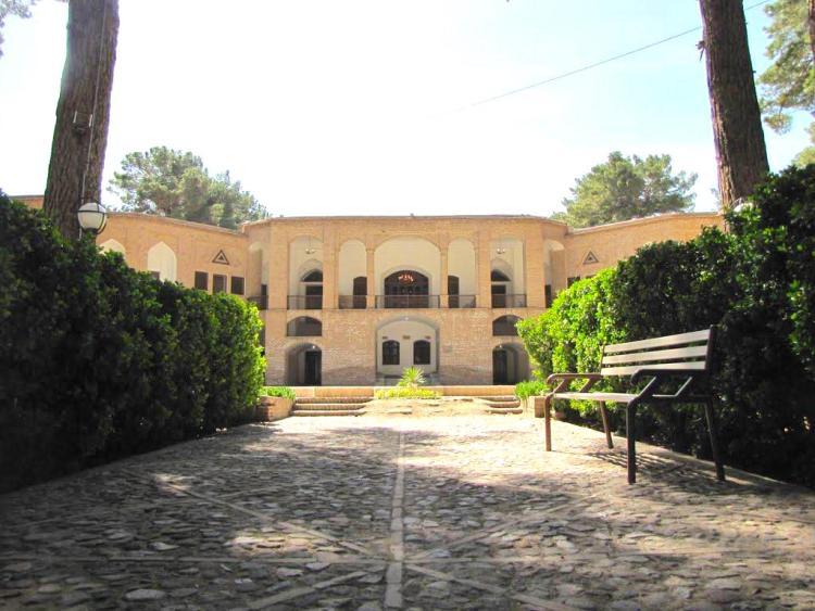 giardini persiani Akbarieh Garden