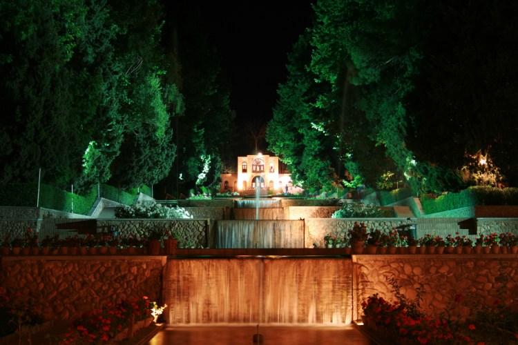 giardini persiani Shazdeh Garden