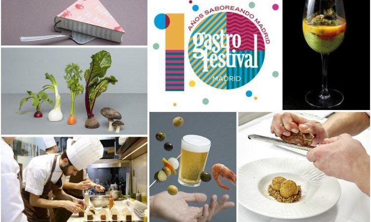 presentazione gastrofestival di madrid edizione 10