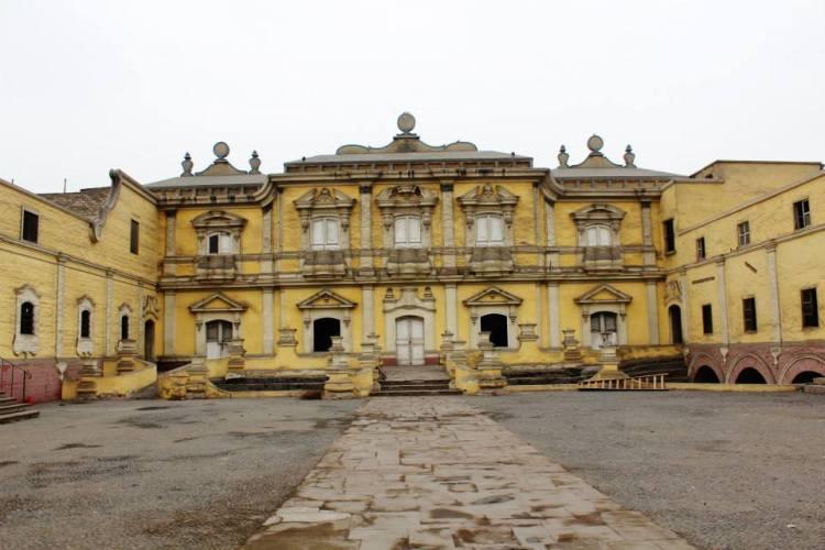rimác è uno dei quartieri di Lima