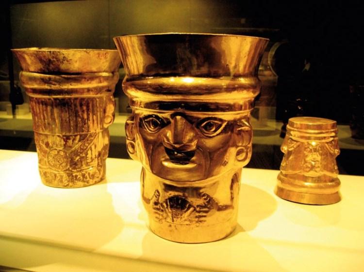 il museo oro del perù è uno dei musei di lima più belli