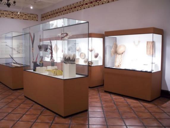 Il museo etnográfico amazónico è uno dei musei di lima più belli