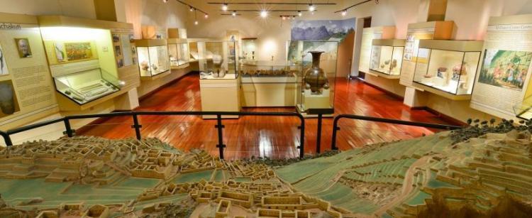 il museo nacional de arqueología antropología historia è uno dei musei di lima