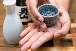 una ciotolina di sake