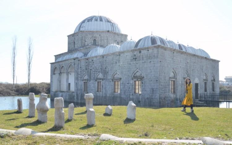 La Moschea di Piombo a Scutari