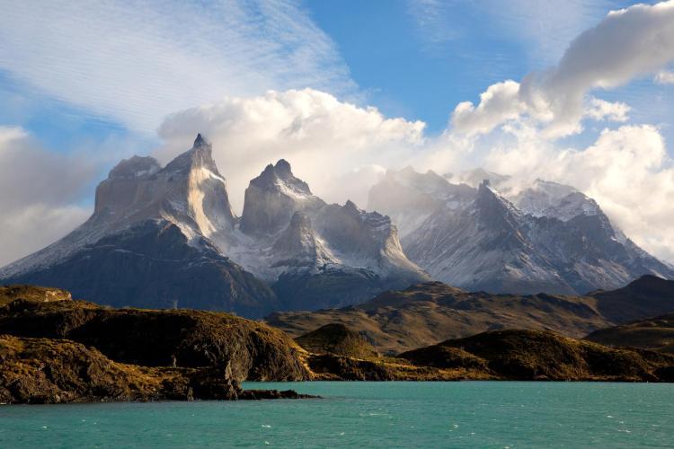 Il Parque Torres del Paine lungo la Ruta de los Parques de Patagonia