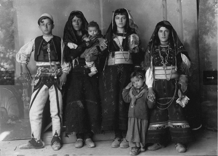 archivio marubi a Scutari Albania