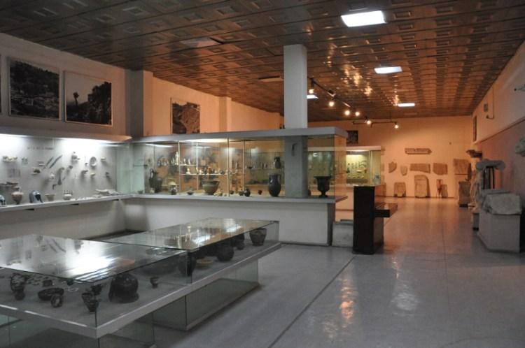 museo archeologico nazionale fine settimana a tirana