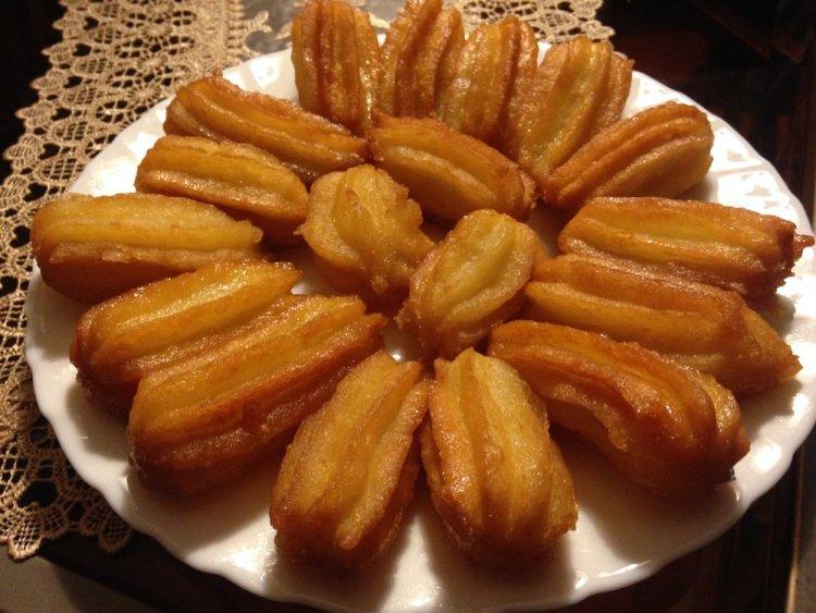il tallumba è un dolce della cucina tradizionale albanese