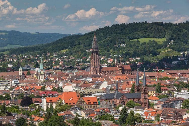 L'Altstadt: il centro storico di Friburgo