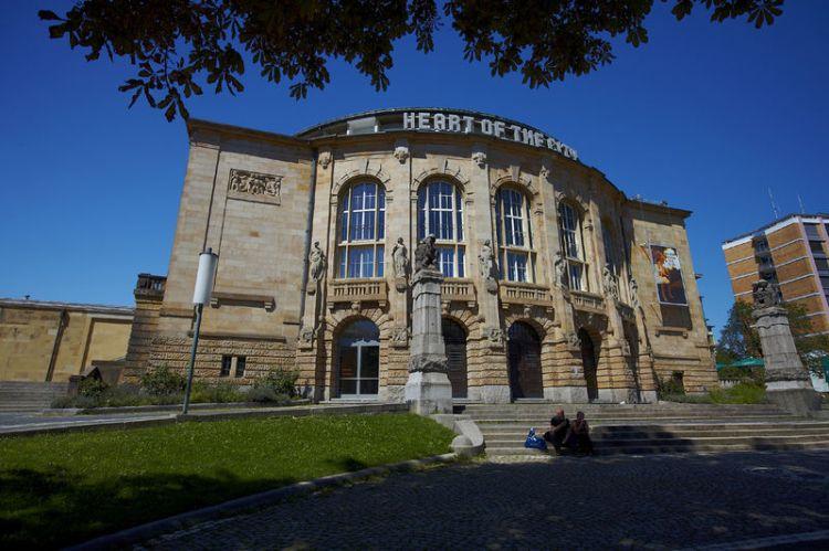 Theater Freiburg Teatro Municipale di Friburgo