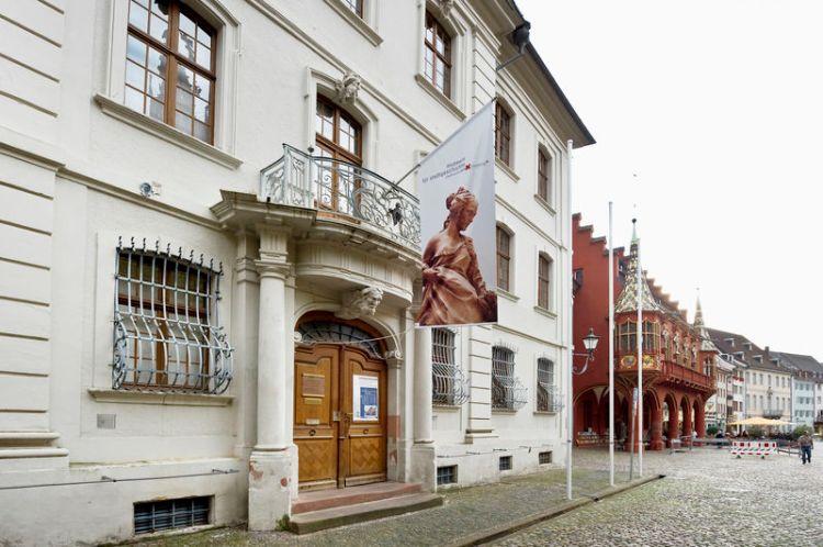 Wentzingerhaus (Museo della Storia di Friburgo