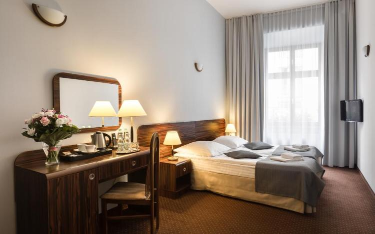 Hotel Wit Stwosz uno dei migliori alberghi dove dormire a cracovia