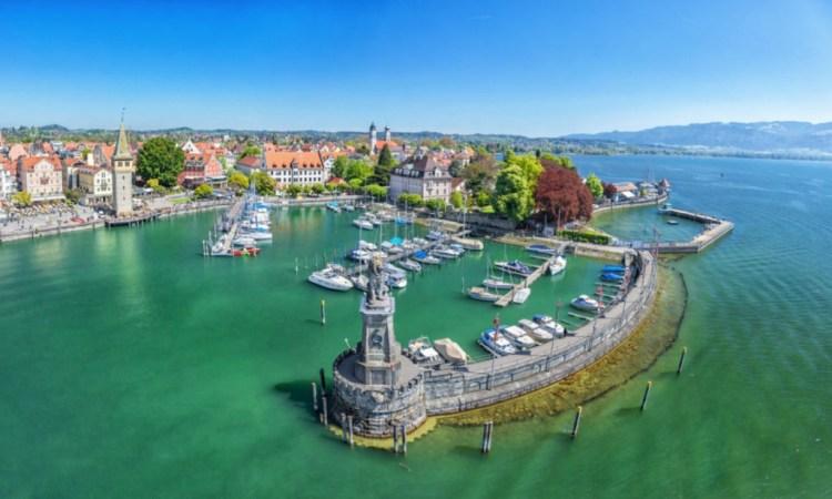 Lago Di Costanza Germania Cartina.Lago Di Costanza Uno Zaffiro Incastonato Tra Tre Paesi