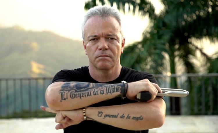 Jhon Jairo Velásquez ex sicario di Pablo Escobar