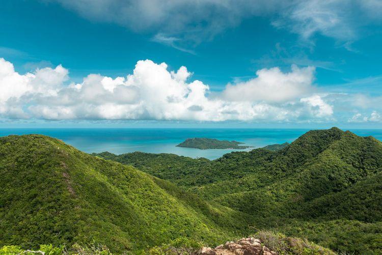 Il Pico Natural Regional Park nell'arcipelago di San Andrés e Providencia