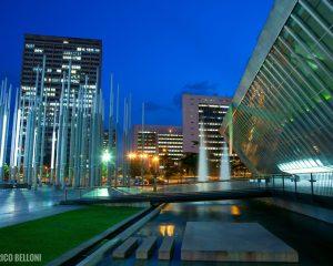 il parque de las luces di Medellín