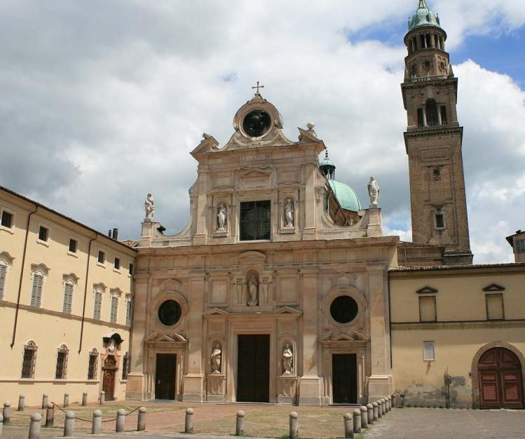 il Monastero di San Giovanni Evangelista a Parma