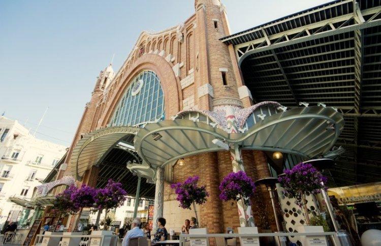 il mercado de colon l'edificio modernista più emblematico di valencia