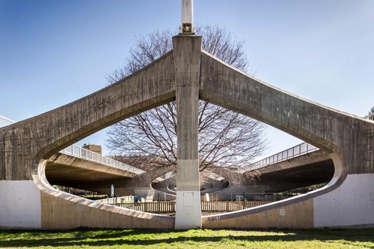 il pont de las arts di norman foster a valencia