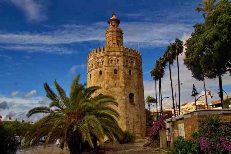 la torre dell'oro