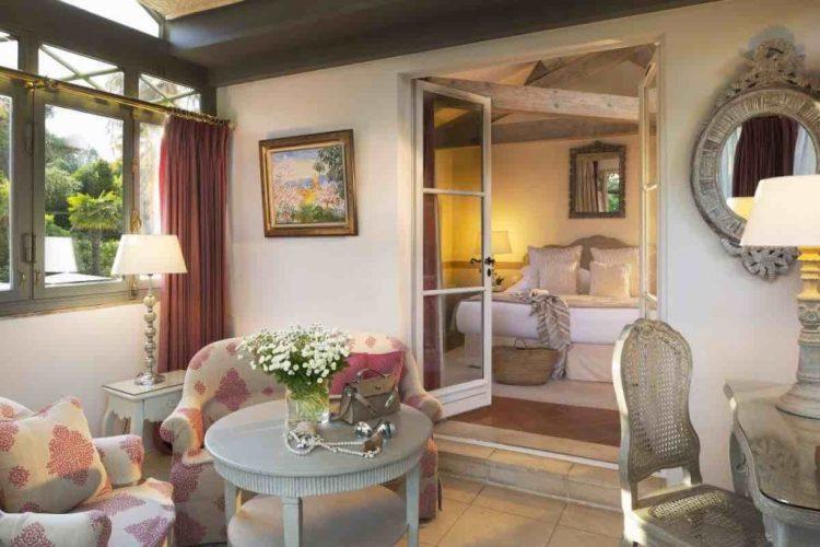 suite de la bastide de Saint-Tropez, uno dei migliori hotel a saint tropez