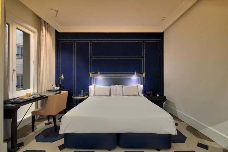 una camera dell'only you boutique hotel di madrid