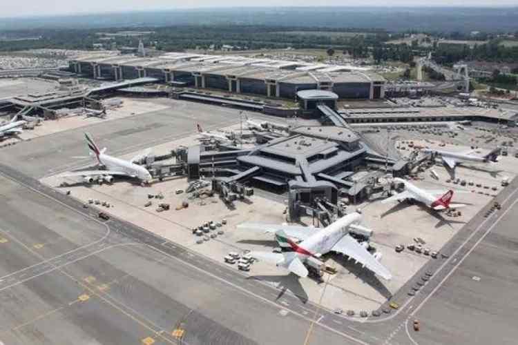 area operazioni aeroporto malpensa
