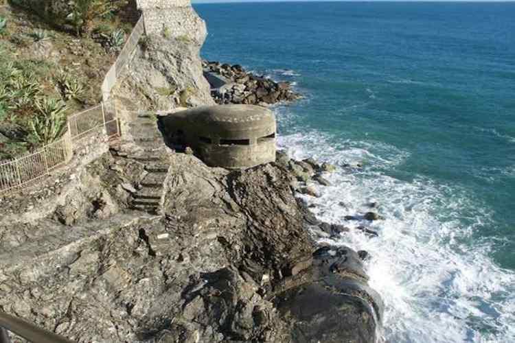 il bunker di monterosso
