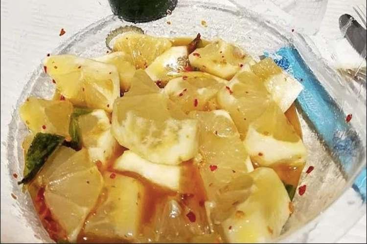 insalata di limoni di procida