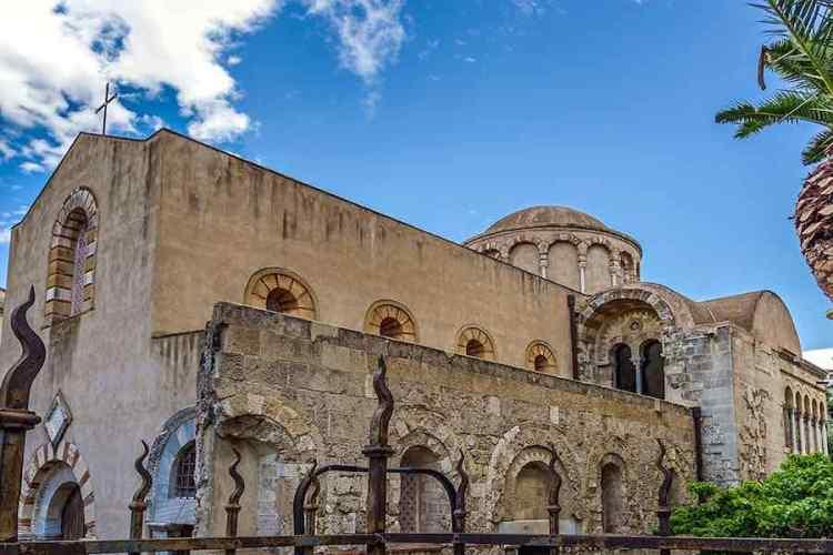la chiesa dei catalani a messina sicilia