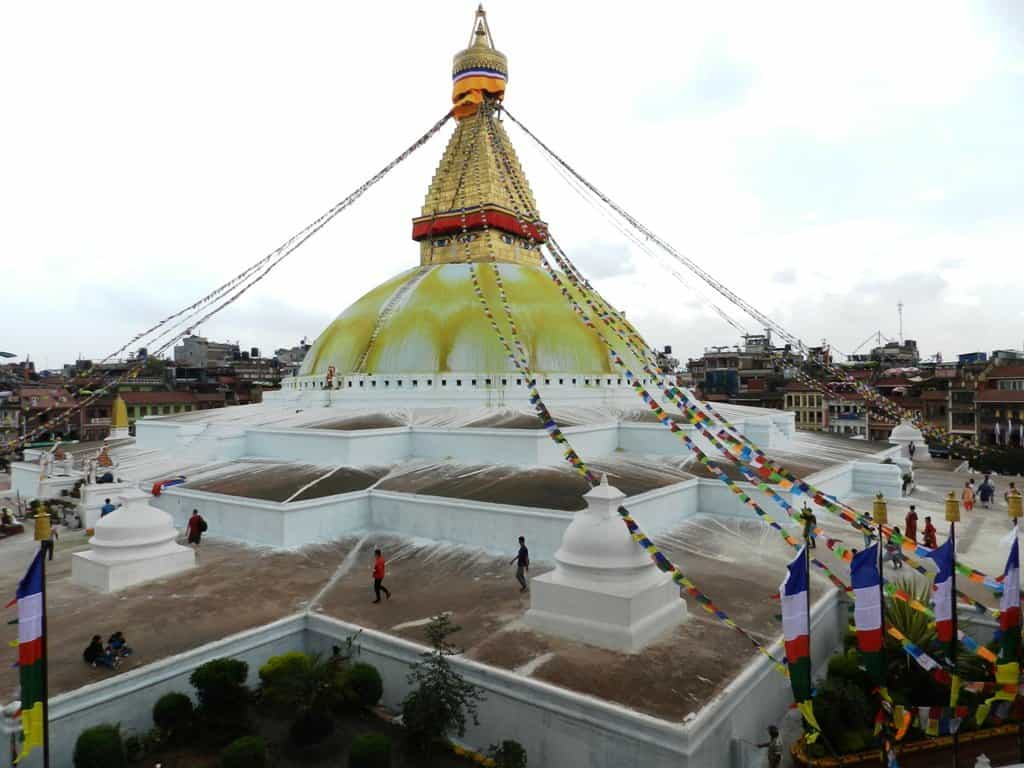Grande Stupa di Bouddhanath