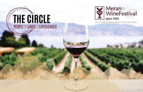 the_circle Merano WineFestival, regno enogastronomico