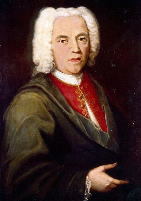 Ritratto di Giovanni Maria Farina